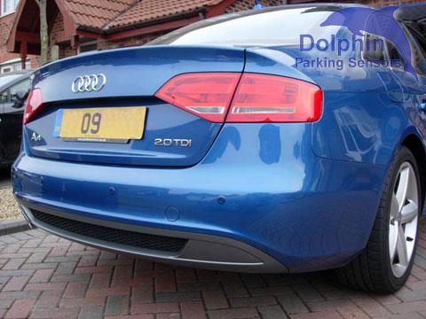 Audi A4 09 Registration