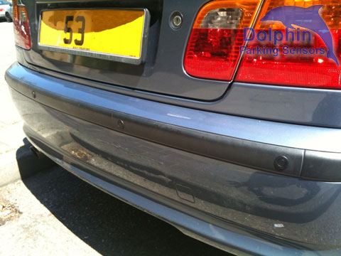 Parking Sensors fitted to Hyundai Sante Fe