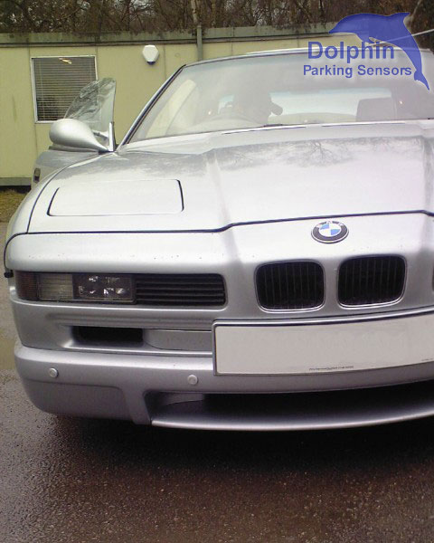 BMW Old 6 Series - Front Sensors