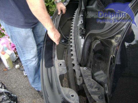 VW Polo Bumper Removal