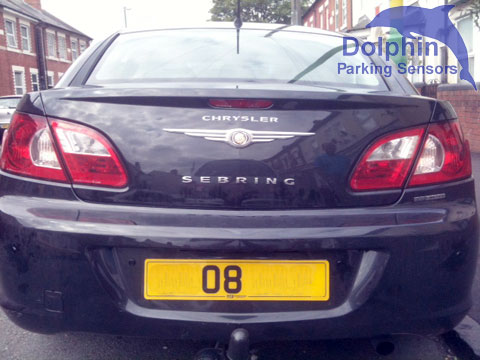 Chrysler Sebring Parking Sensors