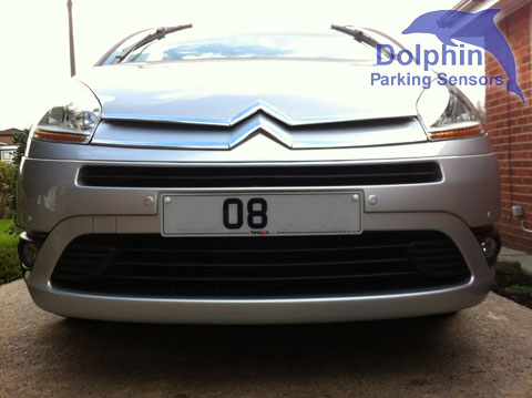 Parking Sensors Fitted to Citroen C4 Picasso