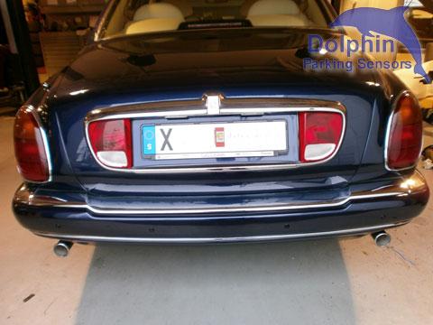 Parking Sensors Rolls Royce Silver Seraph