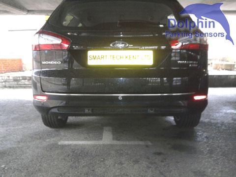 Ford Mondeo Titanium Parking Sensors