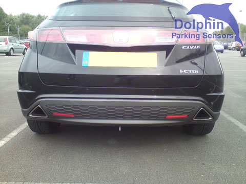 Honda Civic Parking Sensors