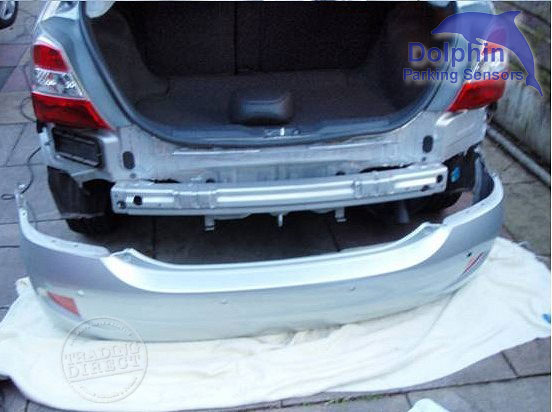 Removal of Bumper