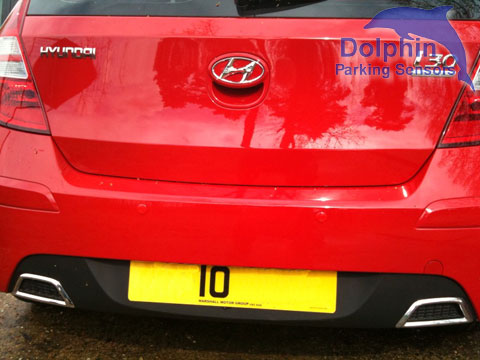 Kis Sportage X5 Parking Sensors