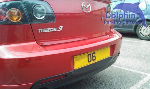 Mazda3 Sport Parking Sensors
