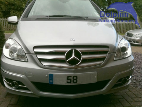 58 registration plate