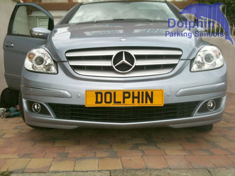 Parking Sensors on Mercedes ML