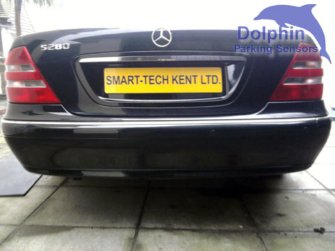 03 Registration Plate in Silver