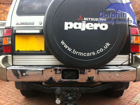Mistubishi Pajero Parking Sensors