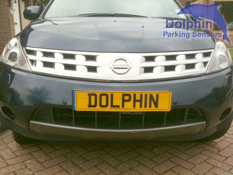 Dolphin Automotive: Parking Sensors Fitted to Nissan Murano