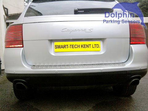 Porsche Cayenne Parking Sensors Fitted