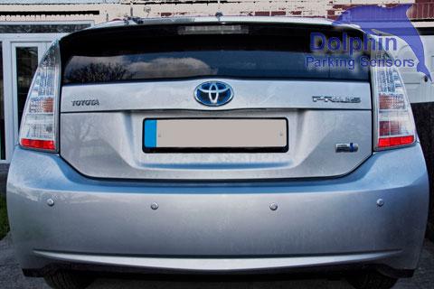 Toyota Prius Fitting