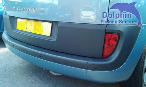 Renault Espace Parking Sensors