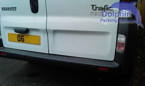 Renault Trafic Parking Sensors