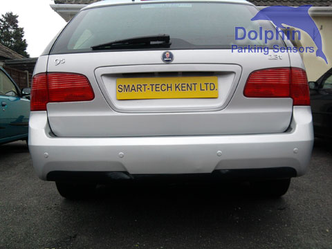 Saab 95 Estate Parking Sensors Fitted