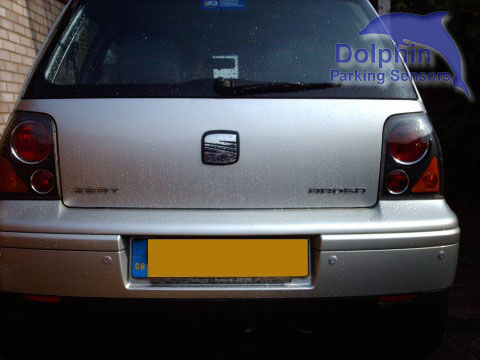 Parking sensors Fitted to Seat Arosa