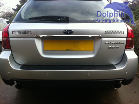 Subaru Outback Parking Sensors