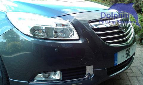 Vauxhall Insignia Turbo x Parking Sensors