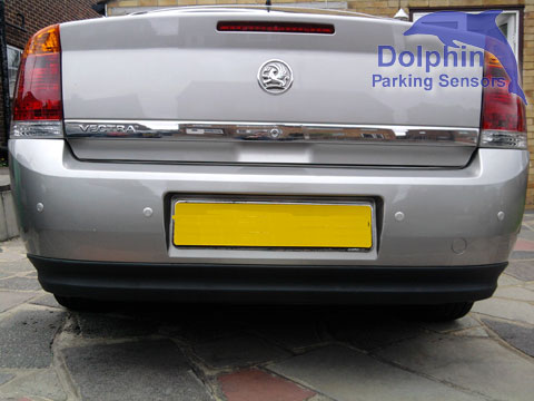 Parking Sensors fitted to VW Passat