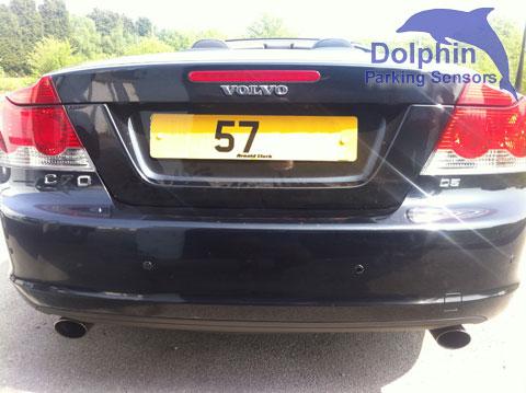 Volvo C70 Parking Sensors