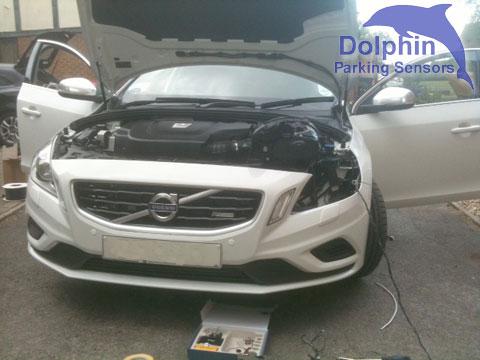 Volvo V60 R Parking Sensors