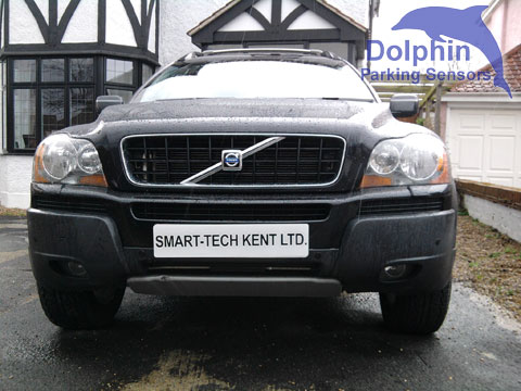 Parking Sensors fitted to Volvo XC90